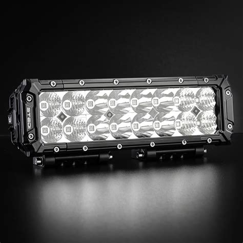 high output bar led shop light st3303 12 inch 16 led row ultra high output led bar