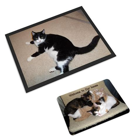 Mat Pet by Pet Mats Personalised With Photos And Text By Bags Of