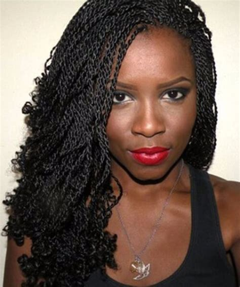 medium senegalese twist styles 50 ways to wear the senegalese twist my new hairstyles