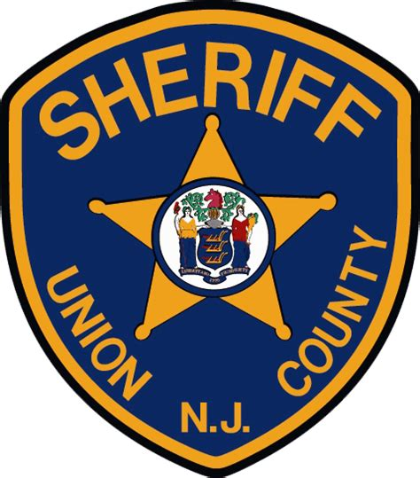 Union County Sheriff S Office by Union County Sheriff County Of Union New Jerseyunion