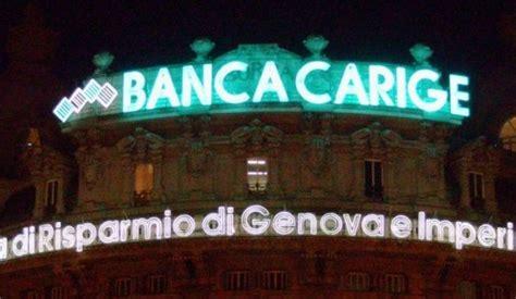 carige italia filiali carige si sdoppia e alza l indice patrimoniale economia