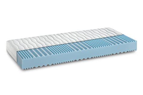 matratze ohne zonen komfort 7 zonen schaum matratze deluxe allergiker 20 cm