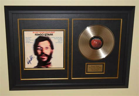 ringo starr blast from your past ringo starr blast from your past hand signed by ringo