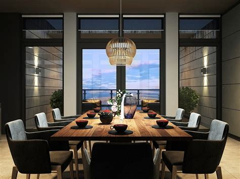 Stylish Dining Rooms by Magic Sophisticated Kiev Apartment With Striking