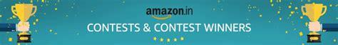 amazon quiz winner amazon quiz winners all amazon contest winners list