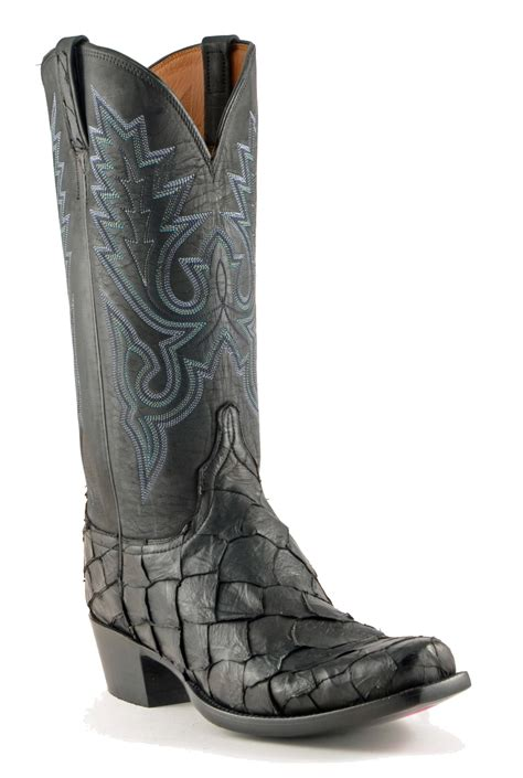 allens famous texas boots authentic hand crafted cowboy gc9974 7 3 allens boots men s lucchese classics