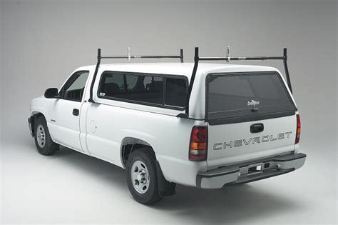 Ladder Racks For Trucks With Caps by Steel Ladder Rack Cap Style Ladder Scaffolding
