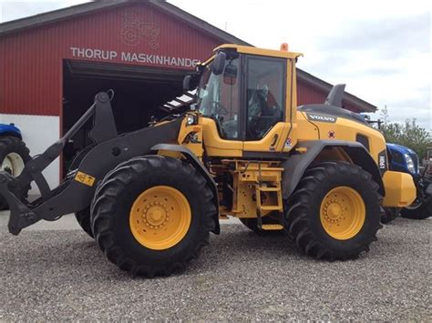 used volvo l 90 h med alt i udstyr wheel loaders year