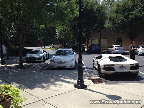 Lamborghini Nc Lamborghini Aventador Spotted In Nc
