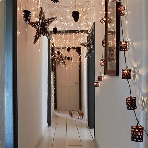 Stairwell Chandeliers Hallways And Stairs 10 Striking Ideas Housetohome Co Uk