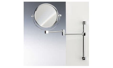 Shower Mirror For by High Low A Fog Free Shower Mirror Remodelista