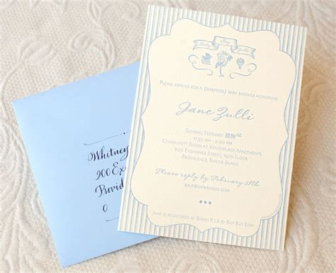 Baby Shower Invitation Etiquette Registry by Baby Shower Invitations Baby Shower Invitation Etiquette