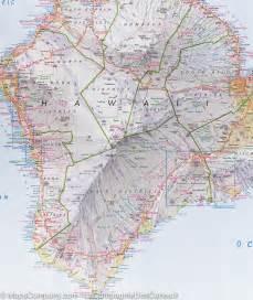 Desk At Big Lots Big Island Hawaii Road Map Nelles Map Mapscompany