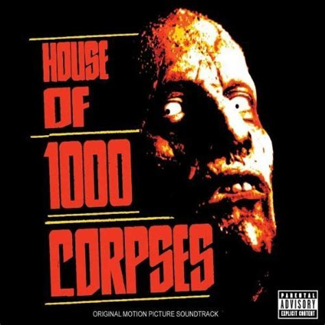 house of thousand corpse house of 1000 corpses cd covers