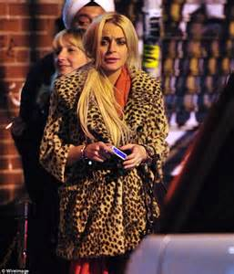Beware Nyc Lohan Has Arrived by Lindsay Lohan Denies That She D Been After