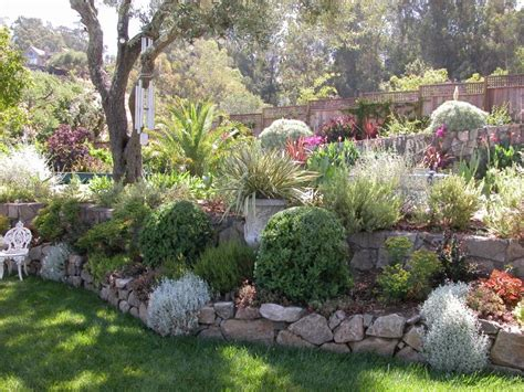 Landscaping Ideas For Hillside Backyard Landscaping Ideas For Hillside Backyard Landscaping Gardening Ideas