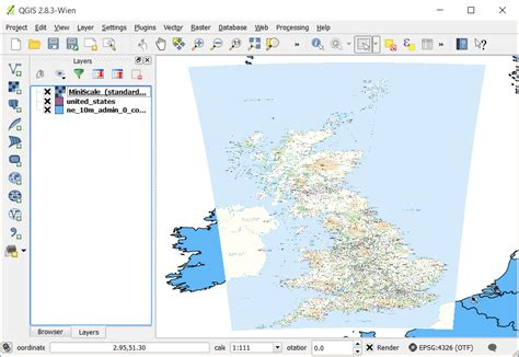 qgis projection tutorial working with projections qgis tutorials and tips