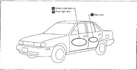 Repair Manuals Nissan Sentra B13 1994 Repair Manual
