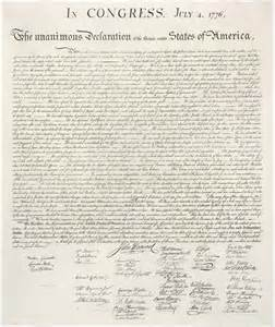 Break Letter King George peter s blog the making of the declaration of independence