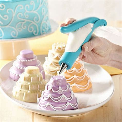 Cake Decorating Icing Pens by Fondant Cake Sugarcraft Decorating Pen G Pastry Tools