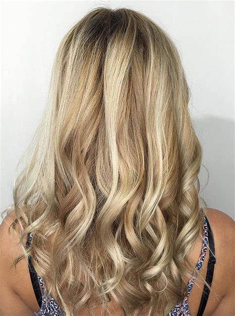 hair color ideas for blondes for over 40 45 blonde highlights ideas for all hair types and colors