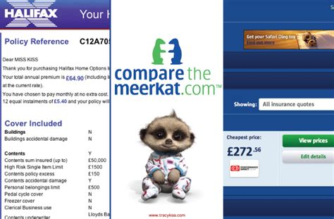 compare the meerkat house insurance business insurance compare insurance quotes compare
