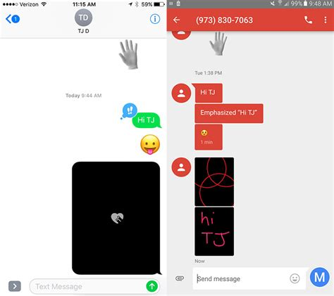 android to imessage imessage updates get lost in translation on android