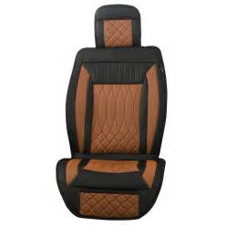 Seat Covers Luxury Luxury Series Brown Car Front Seat Cover Auto Seat