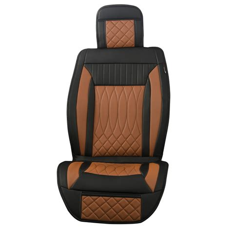 front seat covers luxury series brown car front seat cover auto seat