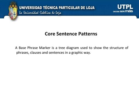 sentence pattern mary is exhausted syntax i bimestre