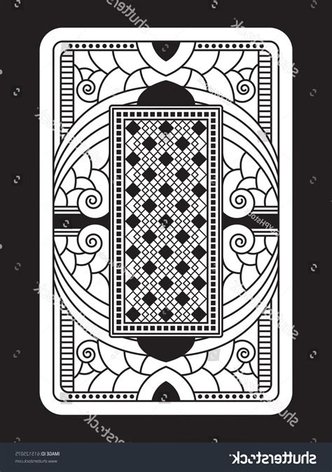Steunk Card Template by Bicycle Cards Back Vector Best Bicycle 2017