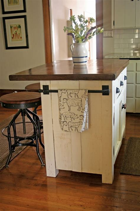 Diy Kitchen Islands Ideas Diy Kitchen Ideas Kitchen Islands Pinterest