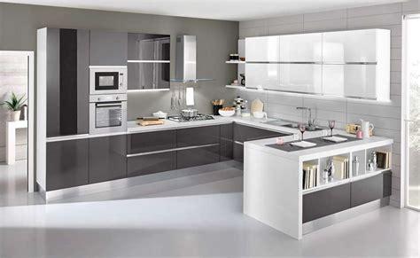 Good Foto Cucine Moderne Bianche #2: cucina-veronica-bianca-e-grigia.jpg
