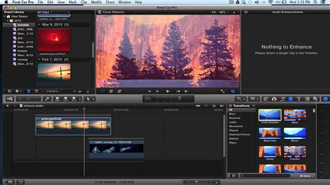 final cut pro transitions how to add transitions in final cut pro x youtube