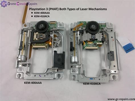 ps3 laser diode replacement playstation 3 model laser mechanism replacement console repairs