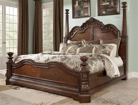 queen size bed ashley furniture thebestwoodfurniturecom