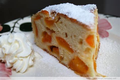 aprikosen kuchen versunkener aprikosenkuchen flickr photo