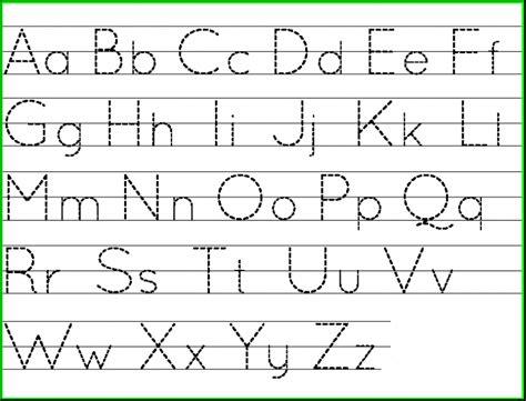 printable alphabet tracing book free printable alphabet tracing sheets for kindergarten