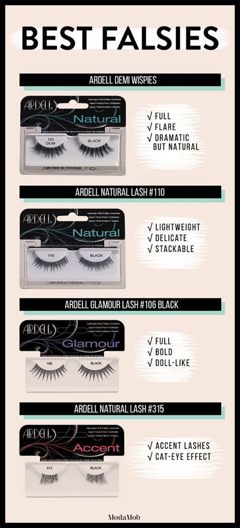 Find falsies for every look with Ardell Lashes