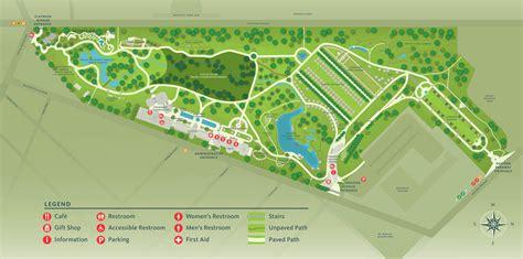 New York Botanical Garden Map Pdf Gardens Conservatories Botanic Garden
