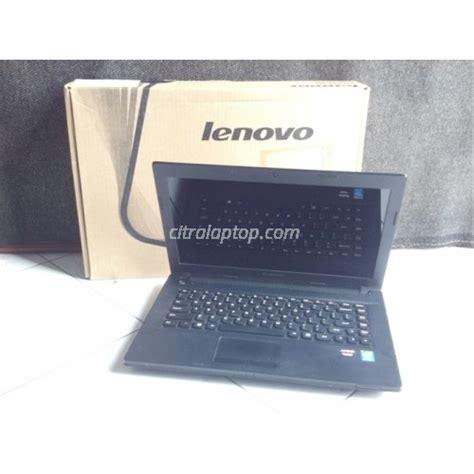 Laptop Lenovo G400 Second lenovo g400 5010