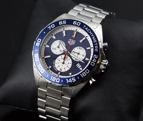 Tag Heuer Carerra F1 Edition 1 in depth review tag heuer formula 1 bull edition the home of tag heuer collectors