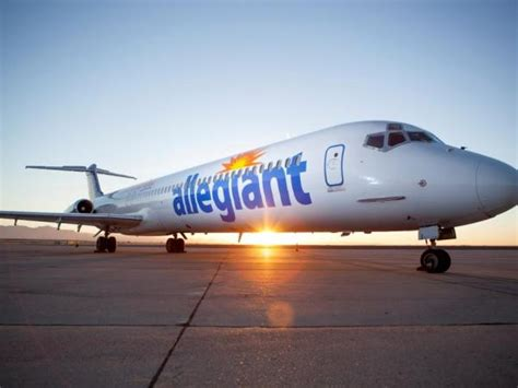 allegiant air announces low fare flights out of newark and n y newark nj patch