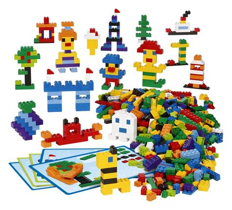 lego 45020 basic bricks kinderspell