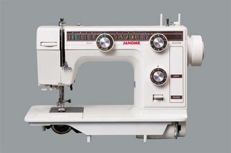 Distributor Mesin Jahit Janome Di Indonesia jual mesin jahit rumah tangga janome 381 serbaguna harga