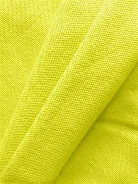 Batik Jumputan Warna Kuning Kunyit fitinline jual kain kaos lacos pique warna sedang murah