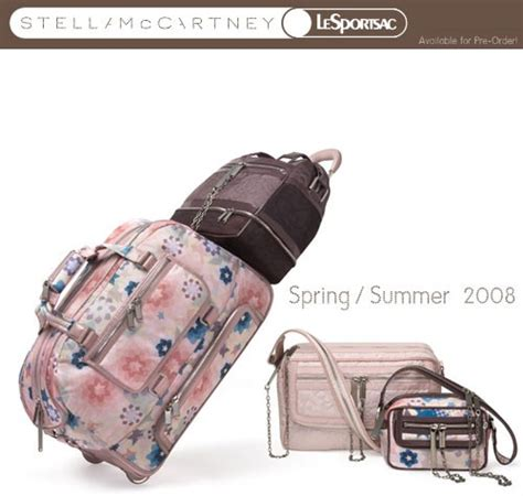 Stella Mccartney For Lesportsac by Stella Mccartney For Lesportsac Available For Pre Order