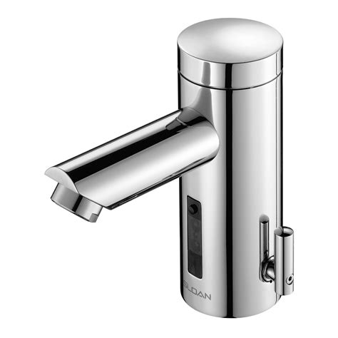 Sloan Auto Faucet by Sloan 174 Water Sustainability 0 35 Gpm Flow Rate Faucets