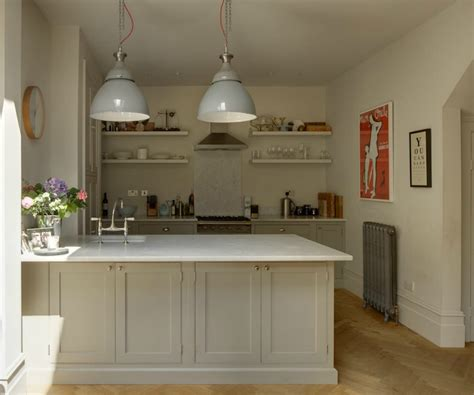 Gray Industrial Pendants   Transitional   kitchen   1st Option