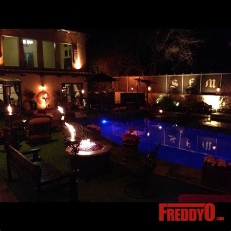 shemar moore house police investigating pushing incident at shemar moore s house freddyo com